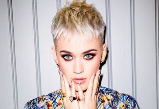 Katy Perry has announced the support act for her 2018 tour