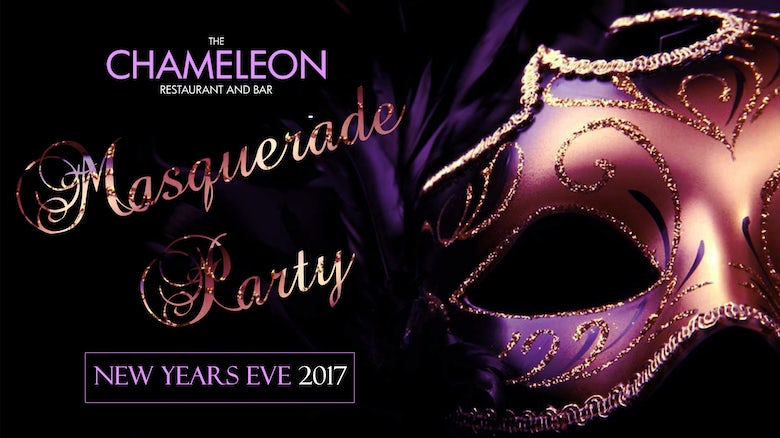 Masquerade Party - The Chameleon