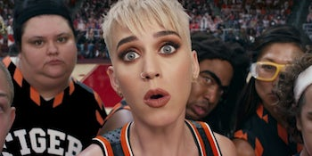 Have you seen Katy Perry's new music video?