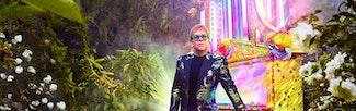 Elton John announces UK arena tour