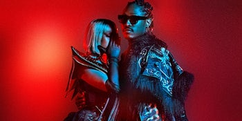 Nicki Minaj and Future are bringing a joint tour to the UK
