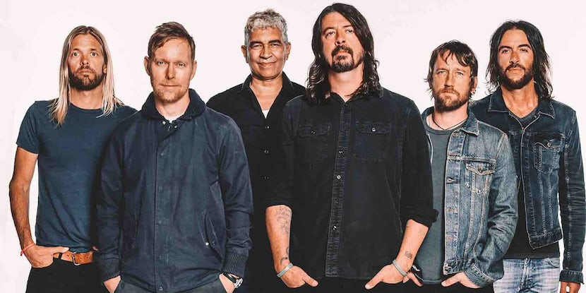 Foo Fighters announce two concerts in Ireland for 2019