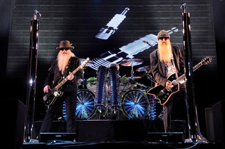 ZZ Top will celebrate 50 years with 2019 European tour