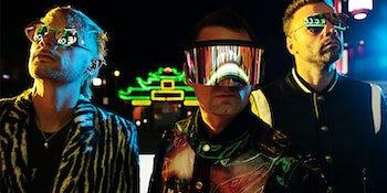 Muse announce huge Simulation Theory stadium tour