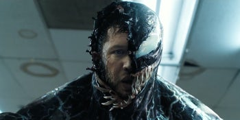 Tom Hardy hints at more 'Venom' films to come