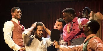 In Review:  Five Guys Named Moe, Marble Arch Theatre, London