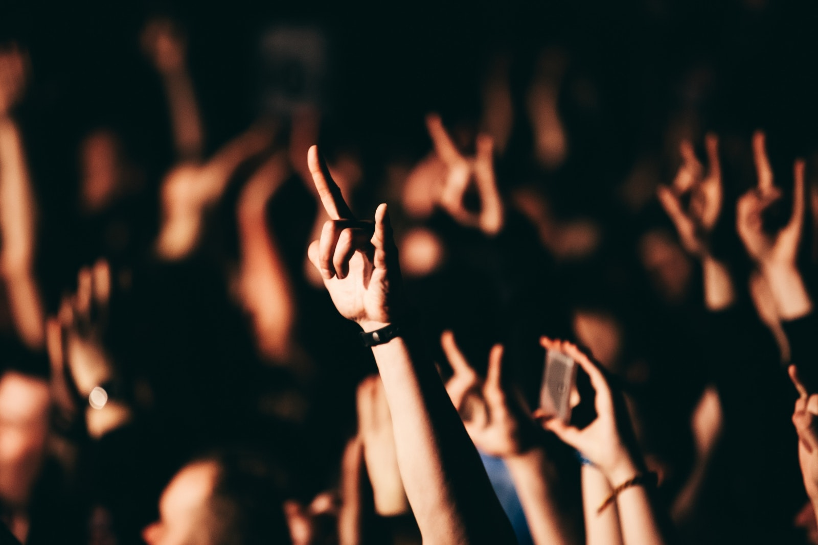 How to go to a gig alone and still have a great time