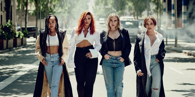 Little Mix announce 2019 UK tour