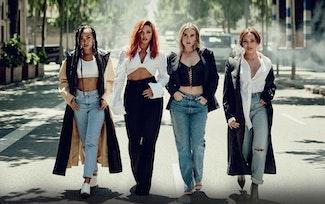 Little Mix announce 2019 UK tour
