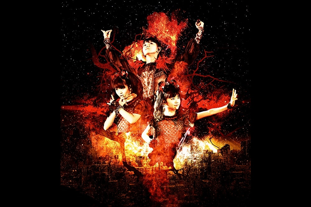 Babymetal have announced a world tour for 2018!