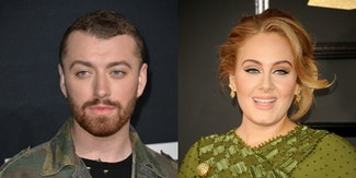 Adele and Sam Smith are the same person? This is the latest conspiracy