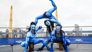 Cirque du Soleil take Avatar-inspired show to London and Manchester
