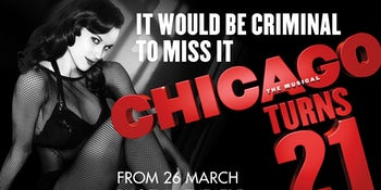 Chicago is returning to London!