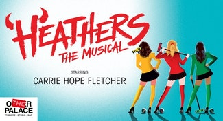 Heathers the Musical is coming to London this June