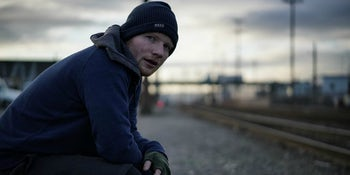 Watch Ed Sheeran's video for new single, 'Perfect'