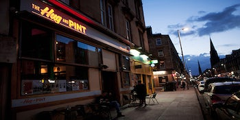 Venue of the Week: The Hug and Pint, Glasgow