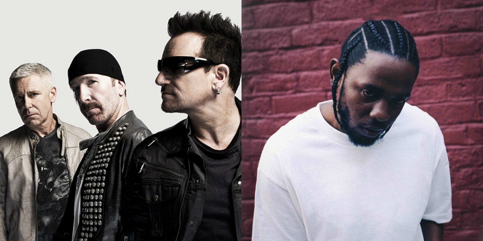 Kendrick Lamar and U2 team up for a new track