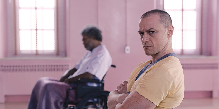 'Glass' in review: Shyamalan's superheroes face off in the finale of Eastrail #177
