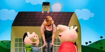 Peppa Pig's Adventure returns to London following a UK tour!