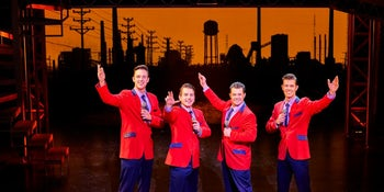 In Review: Jersey Boys at Manchester Palace Theatre