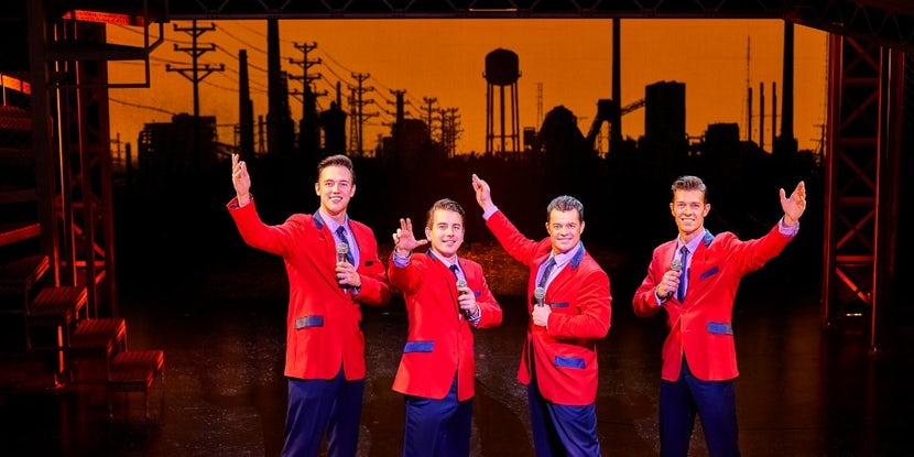 In Review Jersey Boys At Manchester Palace Theatre Tickx