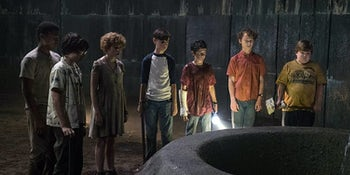 Young Losers' Club wrap filming for IT: Chapter Two