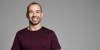 James Murray of 'Impractical Jokers' announces a solo UK tour