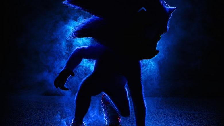 Sonic the Hedgehog is out December 26th