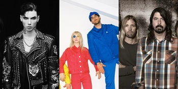 10 rock and alternative bands touring the UK & Ireland soon