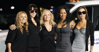 Is this the Spice Girl reunion news we've all been hoping for?