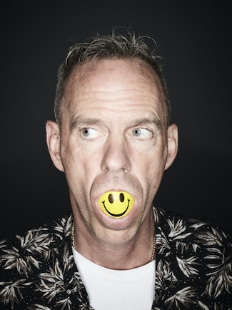 Fatboy Slim announces spring 2019 UK arena tour