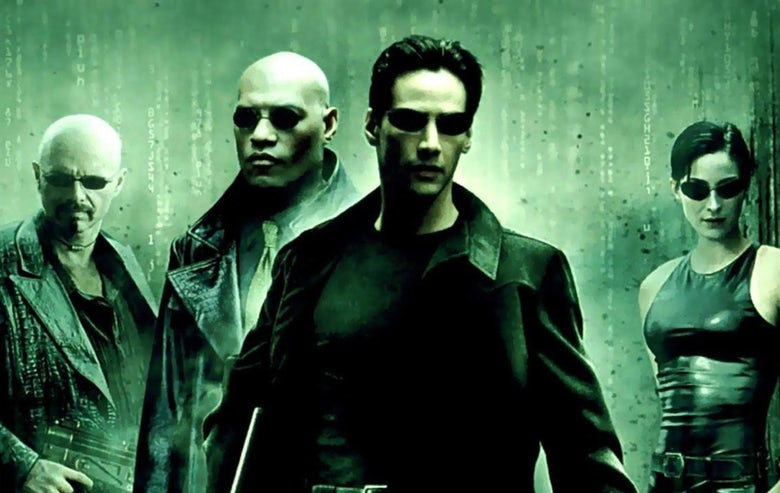 Cast of The Matrix