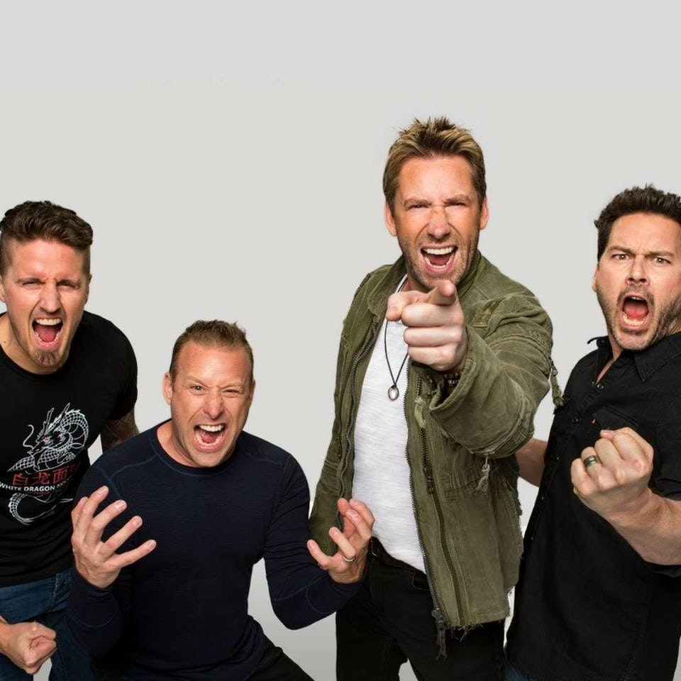 Quiz: What Nickelback song are you?