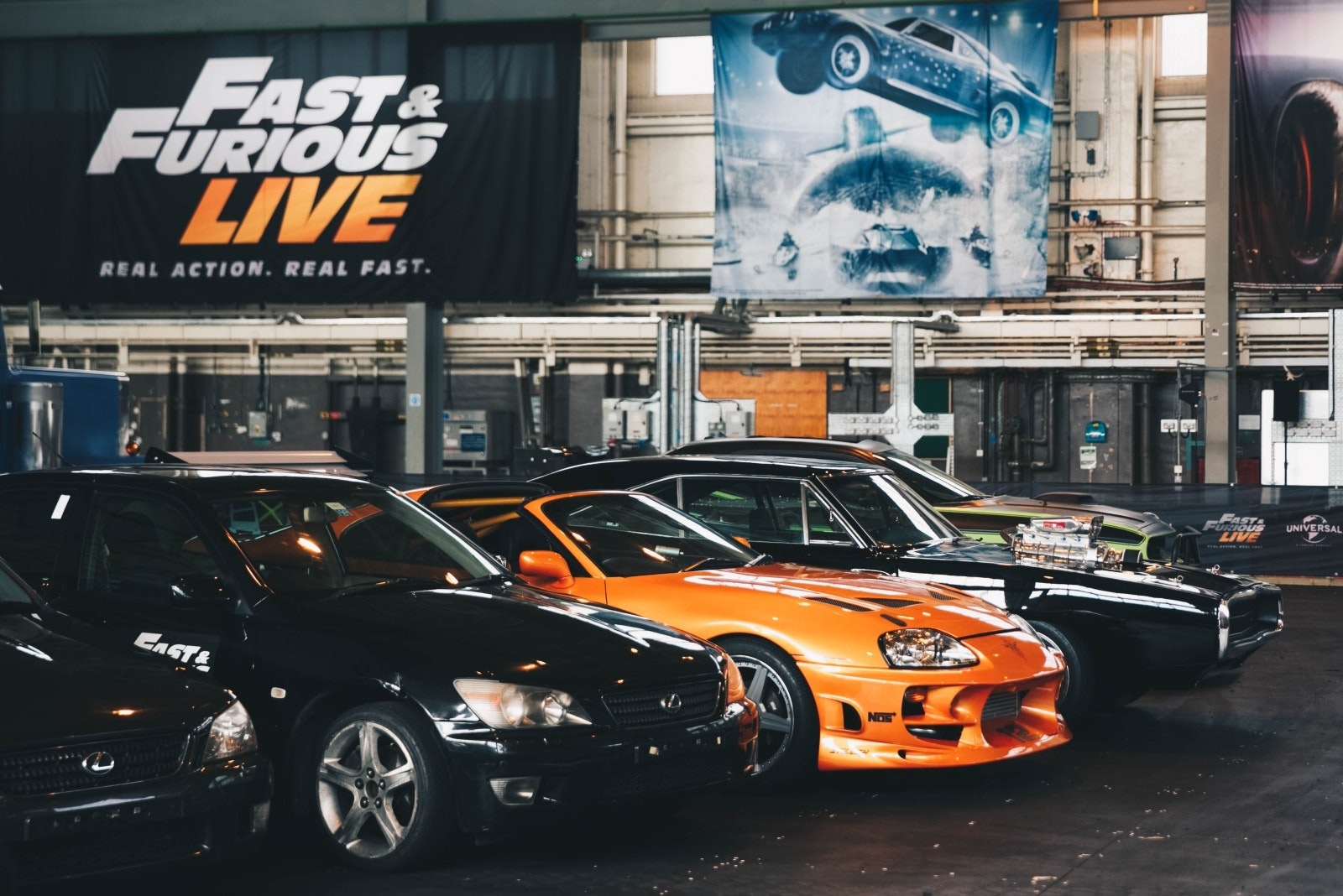 Here's what you need to know about the new Fast & Furious live show