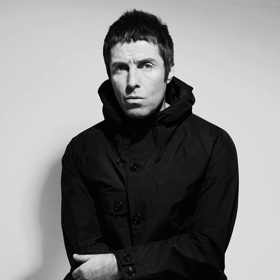Watch as Liam Gallagher performs on 'The Late Show' with Stephen Colbert