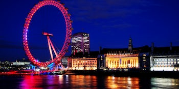 Top 6 date ideas in London this summer