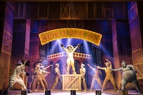 Madagascar The Musical, Palace Theatre