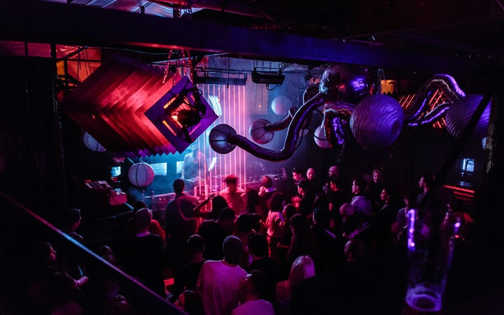 #Paced: Dubstep Night - SA1