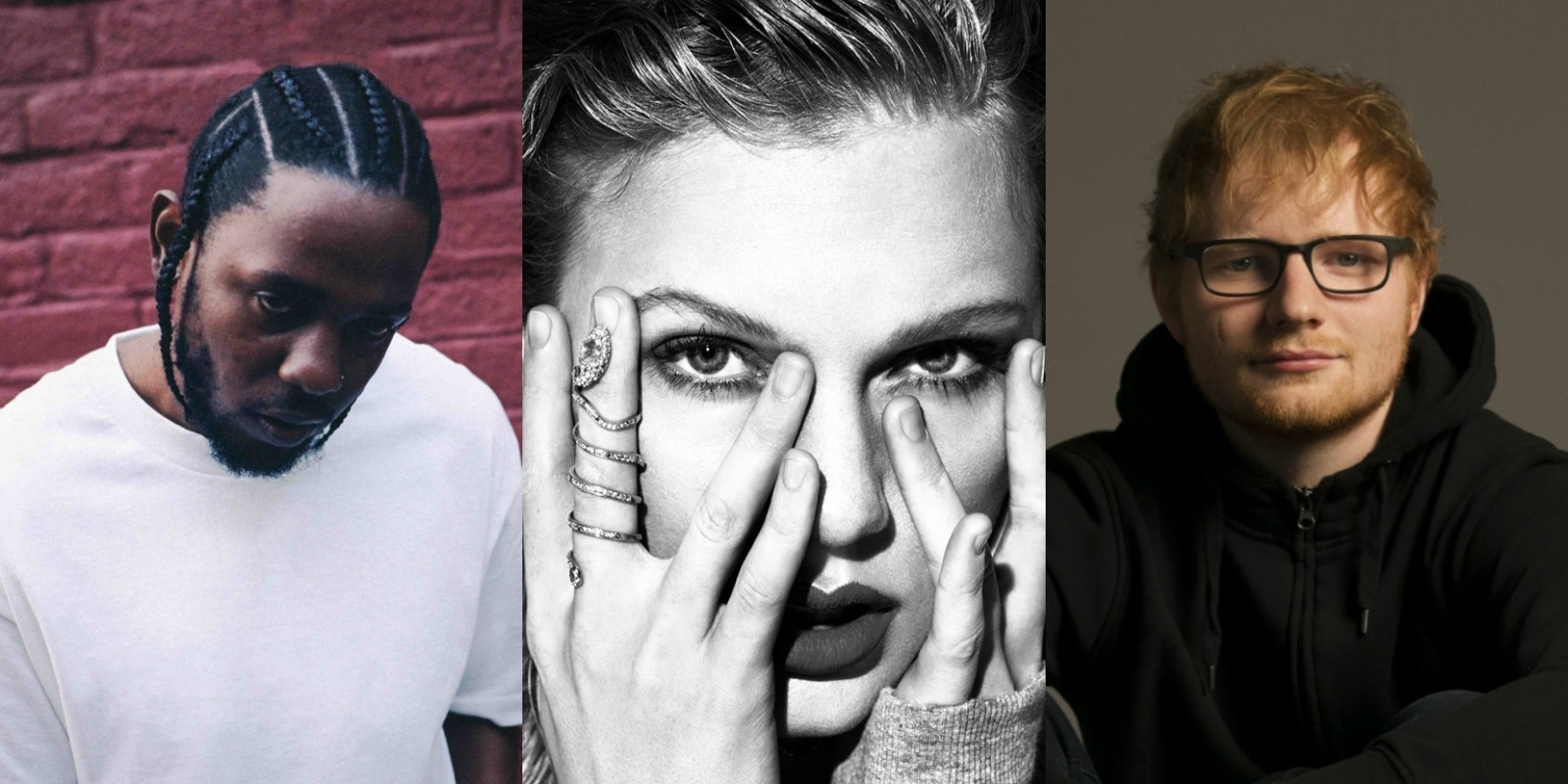 Kendrick, Jhené Aiko, Kehlani: These are the songs Taylor Swift is loving right now