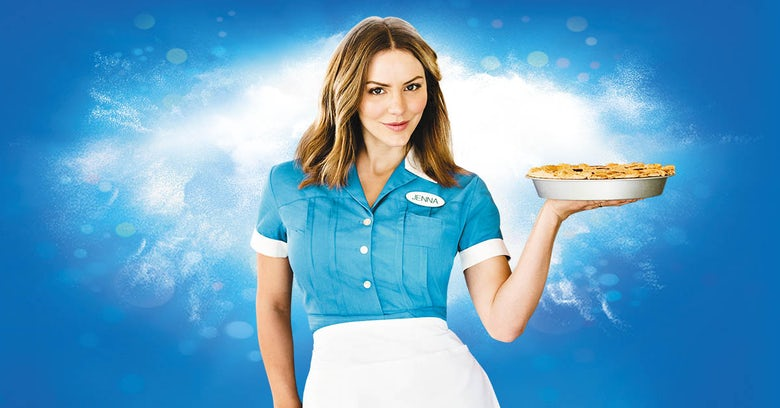Waitress the Musical press image