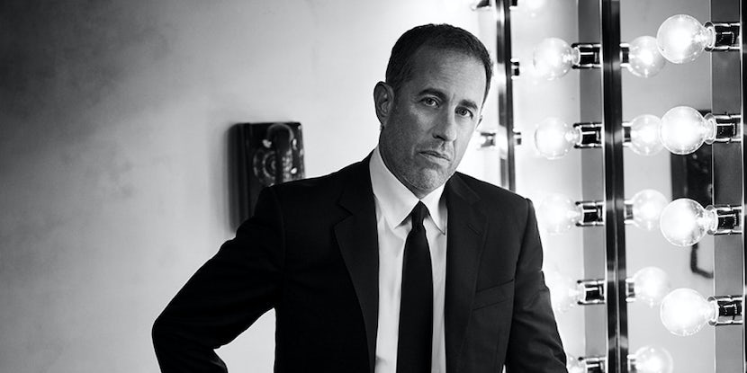 Jerry Seinfeld announces first UK shows in 8 years