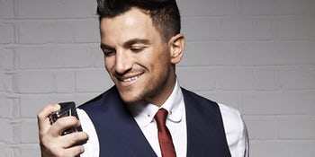 Peter Andre announces Celebrating 25 Years tour