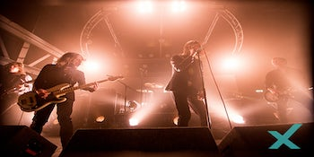 Review: Refused @ The Garage, Glasgow