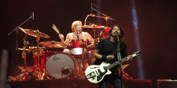 Foo Fighters announce new album 'Concrete and Gold.'
