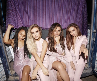 Little Mix have revealed a new summer tour