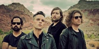 Watch as The Killers discuss new album 'Wonderful Wonderful'