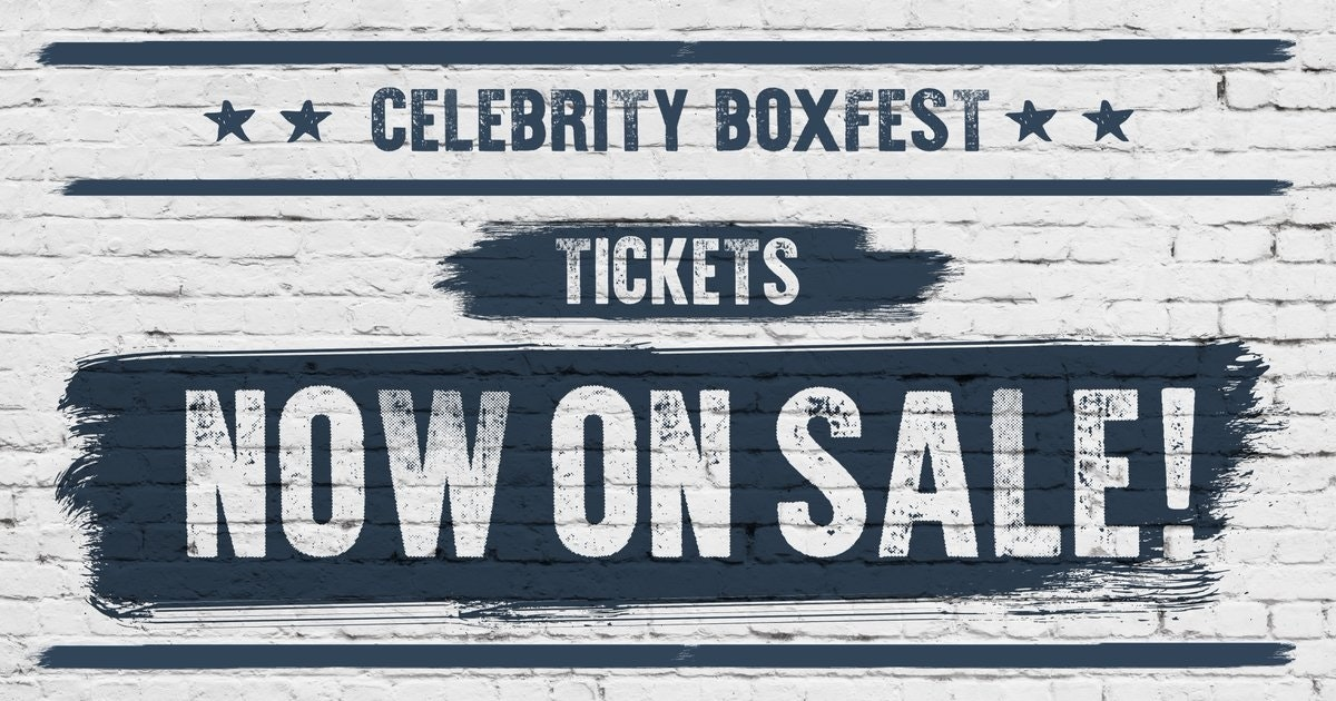 Here's how you can get tickets to the Celebrity BoxFest