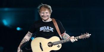 Ed Sheeran is about to Create Boyband Mania.
