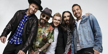 Backstreet Boys announce biggest arena tour in 18 years