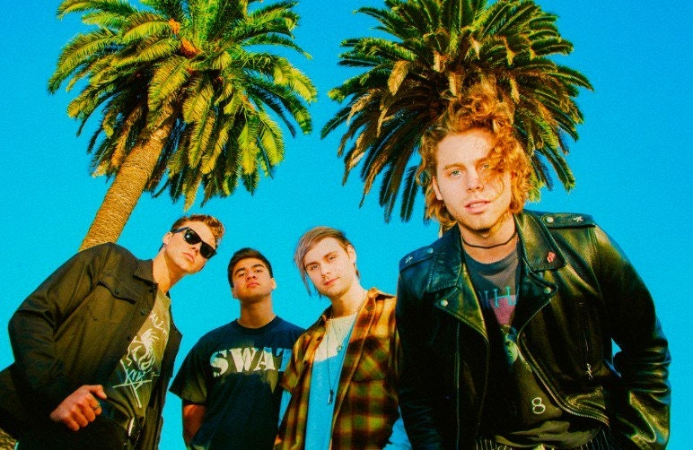 5 Seconds of Summer have announced a UK tour